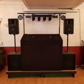 Big Day Events Company Club DJ