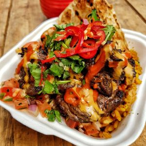 Nyama Choma - Grilled Meat Food Van