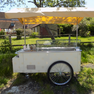 Ice House Desserts Ltd Ice Cream Cart