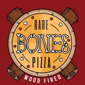 Bare Bones Pizza Food Van