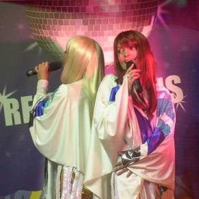 Reflections of Abba - ABBA Tribute Show Tribute Band