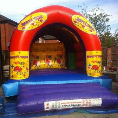 Bouncy Castles North West Bouncy Castle