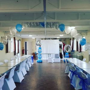 Ace Balloons and Events Chair Covers