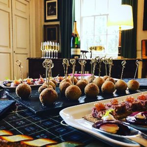 Lewis & Clarke Artisan Kitchen Afternoon Tea Catering