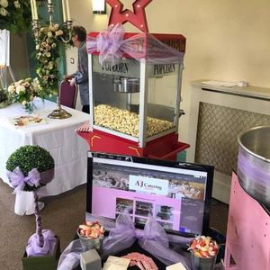ASJ Catering & Events Chocolate Fountain