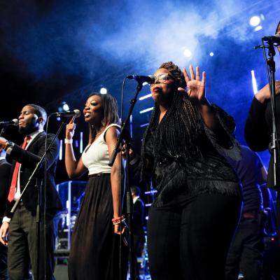B S Adebanjo Soul & Motown Band