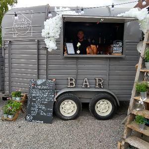 Tin & Tonic Mobile Bar