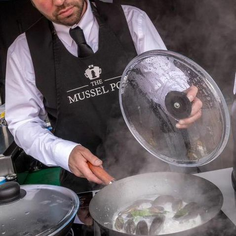 The Mussel Pot & Grill Private Party Catering