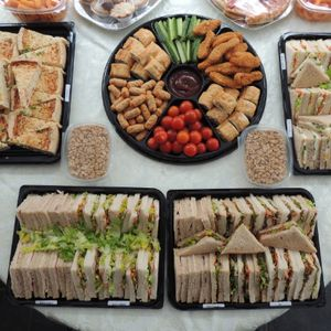 Buffetbuffet Dinner Party Catering