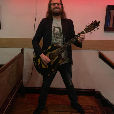 Gwilum Argos Guitarist