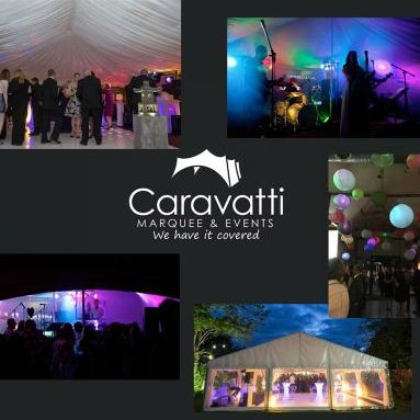 Caravatti Events Party Tent