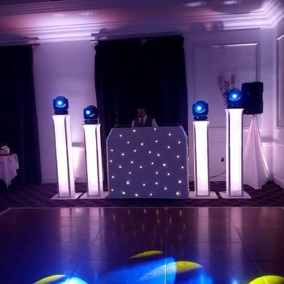Elegant DJ Events Wedding DJ