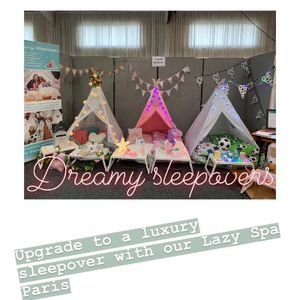 Dreamy Sleepovers Bell Tent