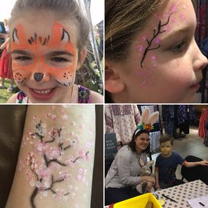 Kerry's Cute Crafts Face Painter