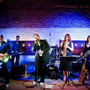 The Soul Department Function & Wedding Music Band