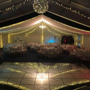 Whiting Marquees Marquee Flooring