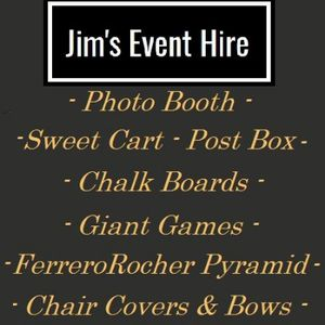 Jim's Event Hire - Kettering Chair Covers