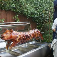 Acorn Hog Roast Ltd Halal Catering
