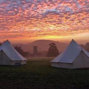 Canvas & Coast Bell Tent