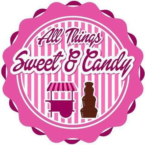 All Things Sweet & Candy Sweets and Candy Cart