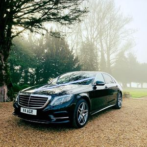 AGR Chauffeurs Wedding car