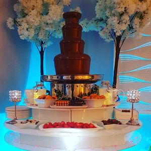 Black Opal Events Sweets and Candy Cart