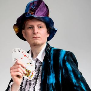 Magic To Entertain You Wedding Magician