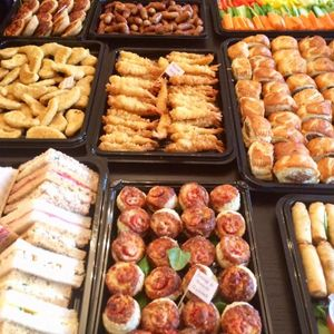 A&J Caterers Afternoon Tea Catering