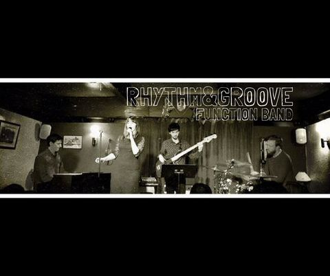 Rhythm & Groove Function Band R&B Band