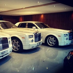 Phantom Hire Luxury Car
