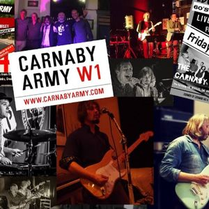 Carnaby Army 60s Band