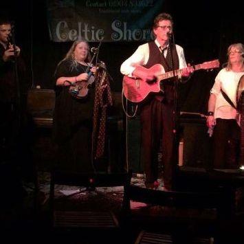 Celtic Shore Live music band