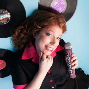 Chrissie Cadillac - 50's & 60's Act Plus Disco Mobile Disco