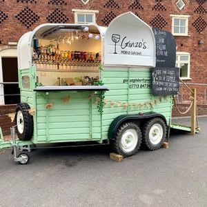 Ginzo's Mobile Gin Bar Catering