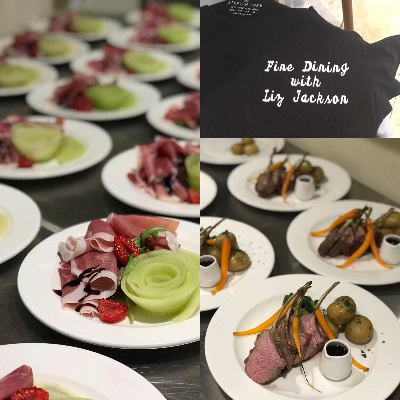 Fine Dining with Liz Jackson Catering