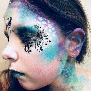 Peekaboo Face Painting Face Painter