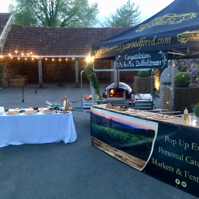 Chanburys Woodfired Italian Wedding Catering