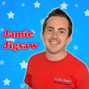 Jamie Jigsaw Stilt Walker
