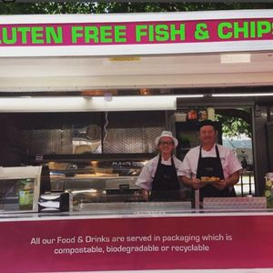Made Without Gluten Limited Fish and Chip Van