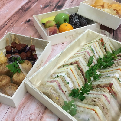 Lunch Angels Ltd Business Lunch Catering