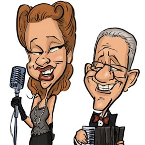 PJ & Rose - A New Vintage Sound Swing Band