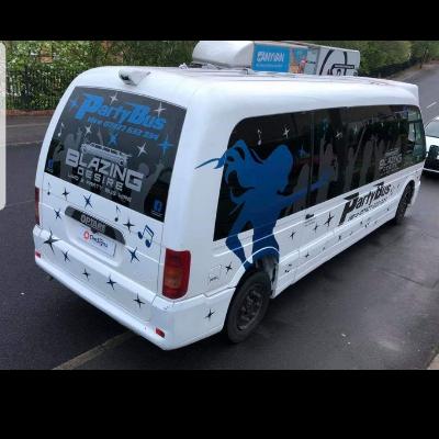 Blazing Desire Limousine/PartyBus Hire Party Bus
