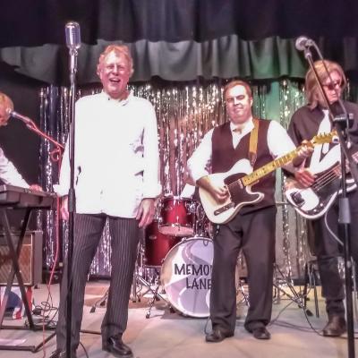 Memory Lane Function & Wedding Music Band