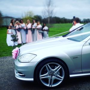 Sahota Chauffeurs - Executive Cars Wedding car