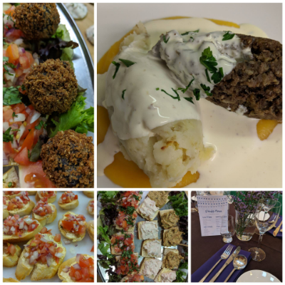 Highland Catering Services Dinner Party Catering