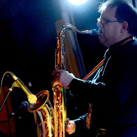 JEZ HUGGETT - Solo Sax for All Occasions Live music band