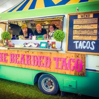 The Bearded Taco Food Van