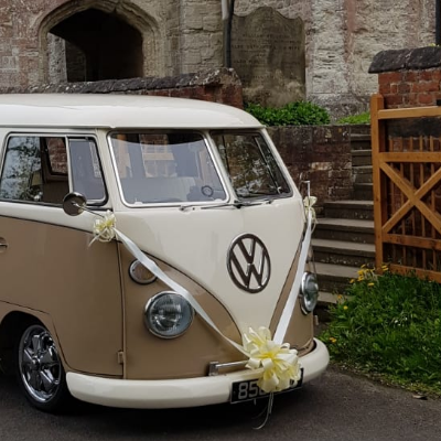 LOVINDUBS Vintage & Classic Wedding Car