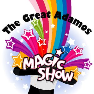 The Great Adamos Close Up Magician