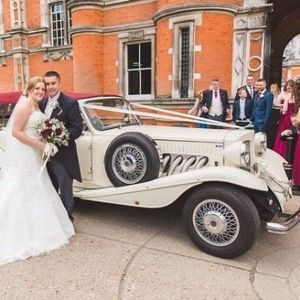 Roses Wedding Cars of Plymouth Vintage & Classic Wedding Car
